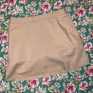 Golf or tennis skirt